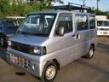 三菱 ミニキャブバン CD 4WD 5速マニュアル