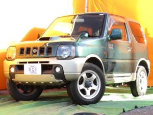 スズキ ジムニー ランドベンチャー ターボ 4WD Tチェーン