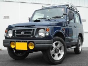 スズキ ジムニー ワイルドウインド 4WD 5速 エアコンパワステ Tチェーン
