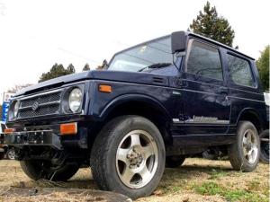 スズキ ジムニー ランドベンチャー JA11V 4WD 5MT車