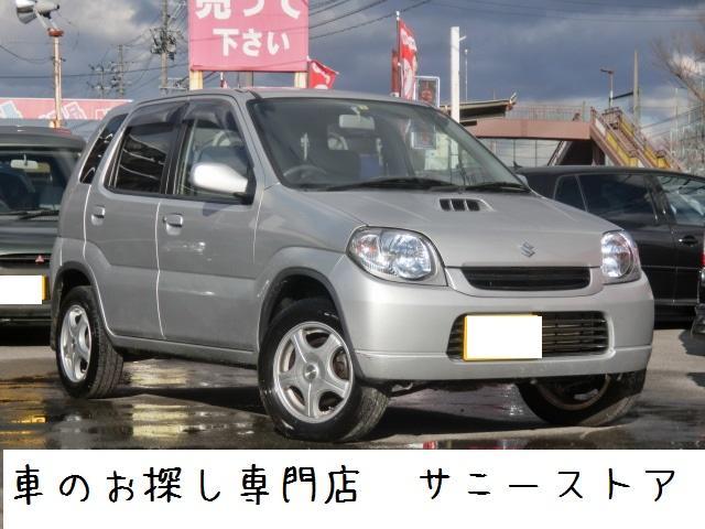 スズキ Kei Bターボ 4WD 5MT