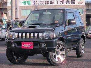 スズキ ジムニー ランドベンチャー 4WD ターボ 5速MT