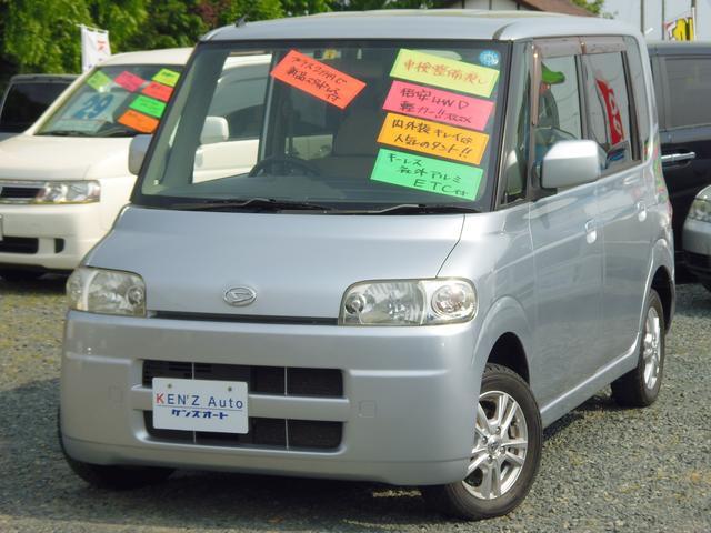 ダイハツ タント R4WD