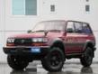 トヨタ ランドクルーザー80 VX-LTD新品ROCKSTARホイル新品ヘッドライトテール