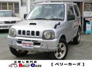 スズキ ジムニー XL 4WD 純正アルミ キーレス 同色バンパー
