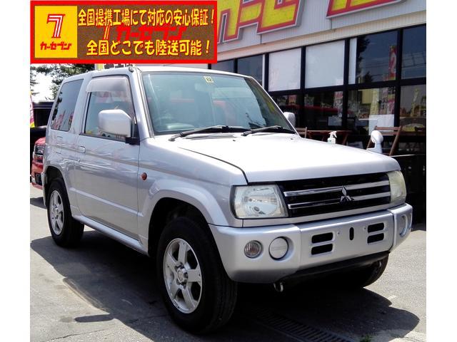 三菱 パジェロミニ XR 4WD