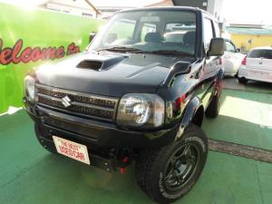 スズキ ジムニー クロスアドベンチャーXA 4WD 社外アルミ 社外パーツ