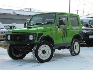 スズキ ジムニー XS 4WD リフトアップ HID カスタム