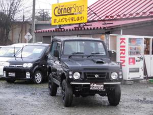 スズキ ジムニー XS 4WD 5MT リフトアップ オールペイント F6A