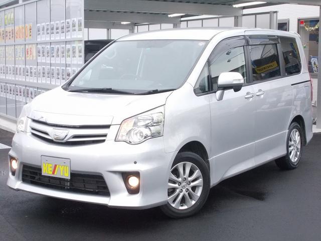 トヨタ ノア Si 両側電動ドアSDナビバックカメラスマートキパドルシフト