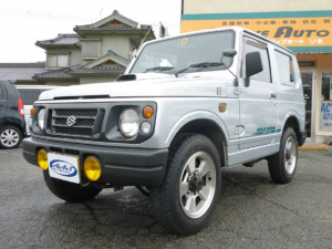 スズキ ジムニー ワイルドウインド 5MT 4WD