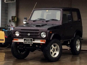 スズキ ジムニー HA 4WD 5速MT ターボ