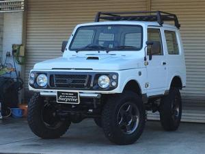 スズキ ジムニー HA 4WD 5速MT アルミ リフトアップ