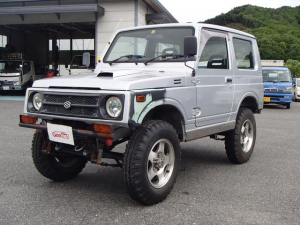 スズキ ジムニー サマーウインド リミテッド 4WD リフトアップ
