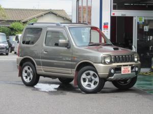 スズキ ジムニー ランドベンチャー 4WD シートヒーター 禁煙車
