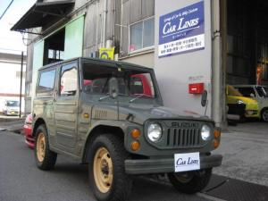 スズキ ジムニー ベースグレード 360CC 4速ミッション 4WD 3人乗