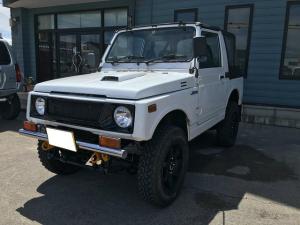 スズキ ジムニー CC 4WD 5MT ターボ ハードトップ 革調シートカバー