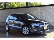 フォルクスワーゲン VW ポロ TSIハイライン ワンオーナー キセノン SDナビフルセグ