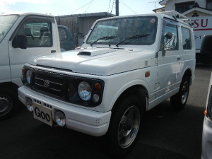スズキ ジムニー ランドベンチャー 4WD ターボ ETC ルーフキャリア
