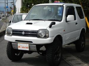 スズキ ジムニー XG ターボ 4WD ワンオーナー 新品MTタイヤ