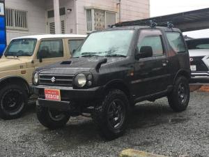 スズキ ジムニー XG  マニュアル車 ニューペイント ブローオブバルブ