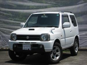 スズキ ジムニー XC 4WD4速オートマ アルミ キーレス