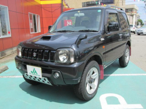 スズキ ジムニー ワイルドウインド 4WD ワンオーナー CD