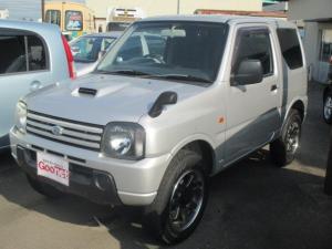 スズキ ジムニー XG 4WD オートマ アルミ キーレス CD
