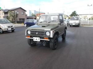 スズキ ジムニー CC 5速マニュアル リフトアップ 4WD