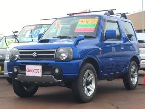 スズキ ジムニー ワイルドウインド 4WD 特別仕様車 ルーフキャリア アルミ