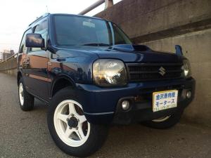 スズキ ジムニー ワイルドウインド 6型 プッシュ4WD 新品タイヤ