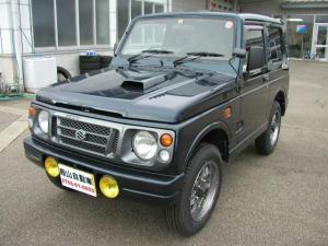スズキ ジムニー ランドベンチャー 4WD 5MT エアコン パワステ