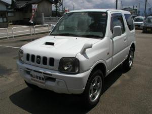 スズキ ジムニー XA 4WD 4速オートマ ABS 16インチアルミホイール