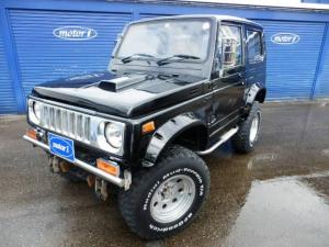 スズキ ジムニー HAリフトアップ公認車 4WD
