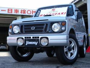 スズキ ジムニー XL 4WD 5MT 運転席SRSエアバック ABS