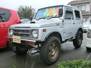 スズキ ジムニー ランドベンチャー4WD HID リフトアップ 4ナンバー