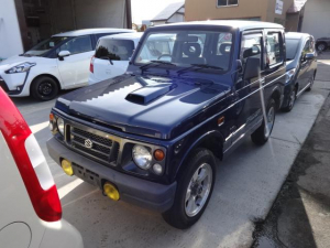 スズキ ジムニー ワイルドウインド 4WD ターボ