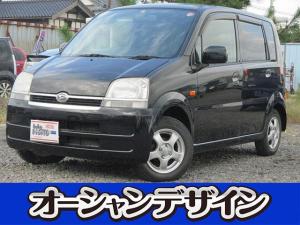 ダイハツ ムーヴ X 4WD キーレス CD アルミ