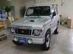 スズキ ジムニー ランドベンチャー TB 4WD 社外CDデッキ