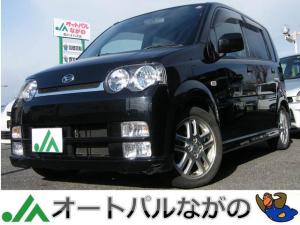 ダイハツ ムーヴ カスタム RS ターボ 4WD マニュアルモード付モモステ