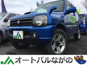 スズキ ジムニー ワイルドウインド ターボ 4WD 5速MT キーレス