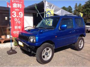 スズキ ジムニー XC リフトアップ ナビ地デジ 社外マフラー 4WD