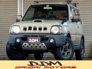スズキ ジムニー 4WD ターボ KANSAI フォグ アルミ Tチェーン