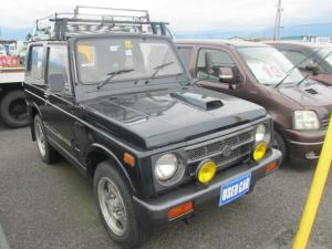 スズキ ジムニー ワイルドウインドリミテッド4WD 5速MT LEDバーライト