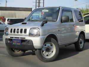 スズキ ジムニー XL 社外CD 4WD 背面タイヤカバー