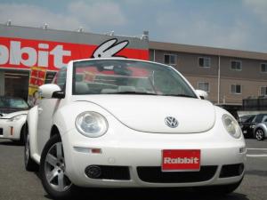 フォルクスワーゲン VW ニュービートルカブリオレ ベースグレード HID ETC