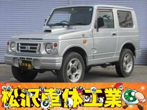 スズキ ジムニー XS 4WD ターボ エアコン パワステ オートマ