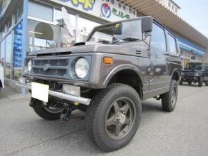 スズキ ジムニー HC 4WD ターボ 5速マニュアル