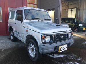 スズキ ジムニー ワイルドウインド リビルトターボ交換済 パートタイム4WD