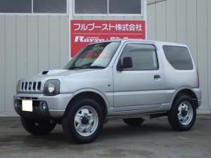 スズキ ジムニー XL ターボ4WD 5速マニュアル車